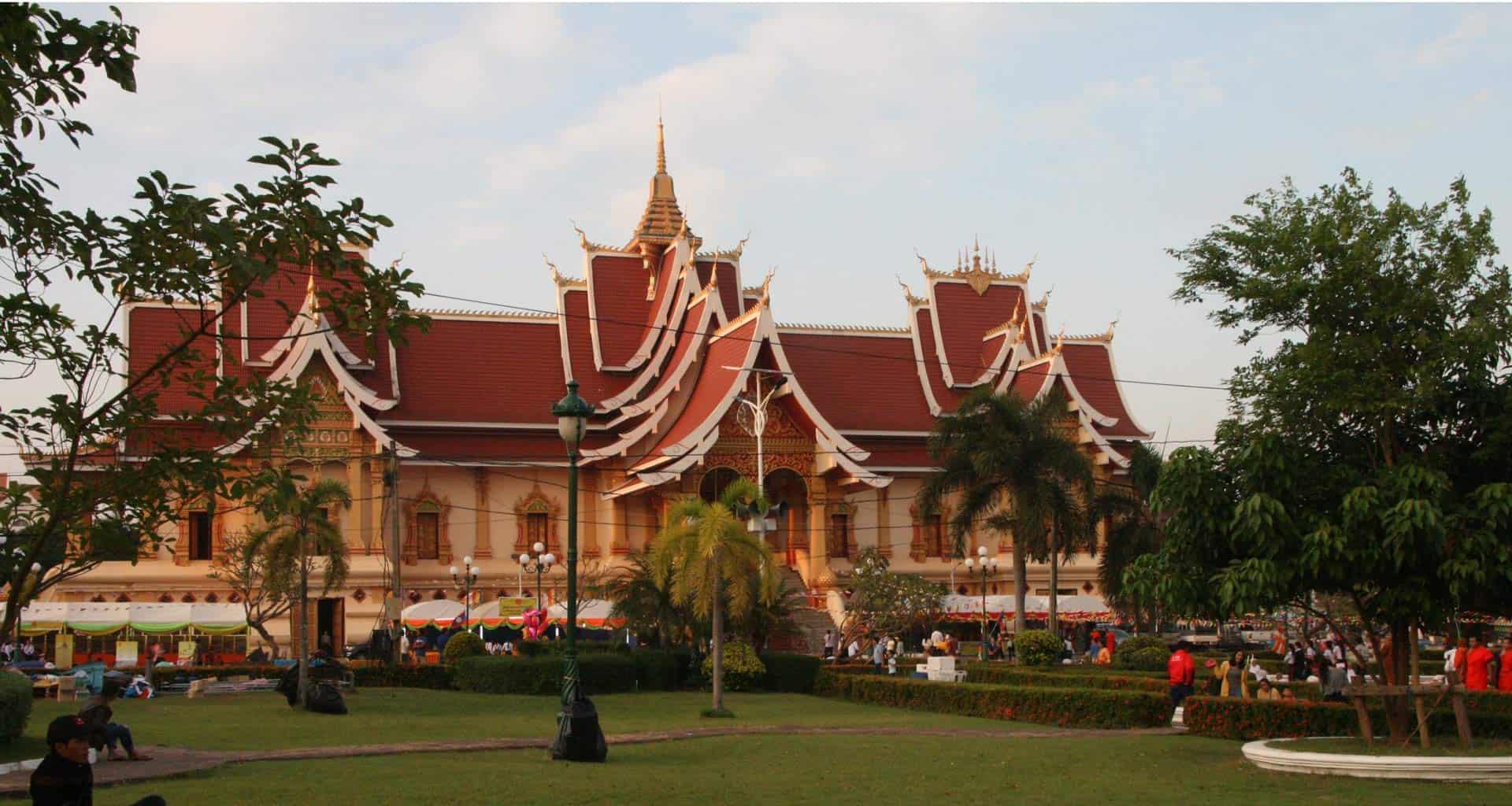 Vientiane capitale du Laos