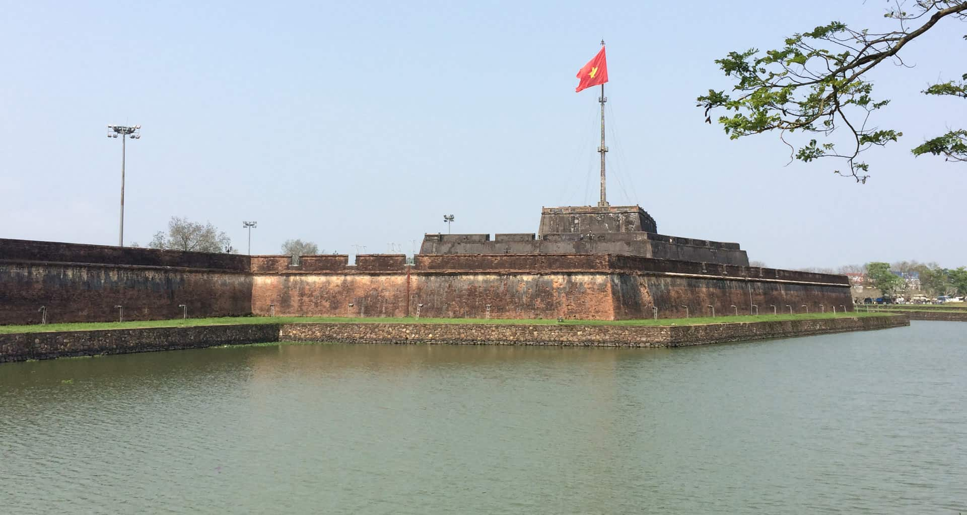 La citadelle de Hue