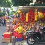 veil Hanoi, quartier Hang ma