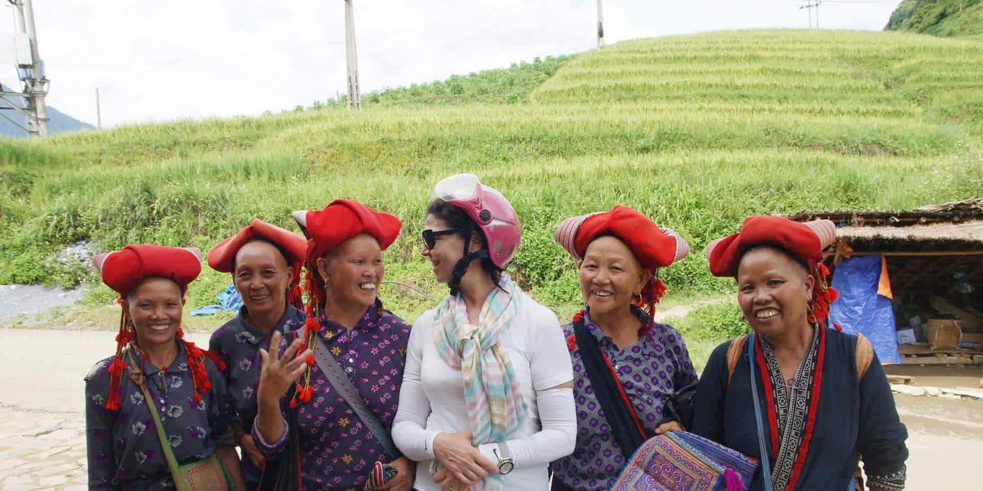 comment préparer les vêtements pour voyager au vietnam?