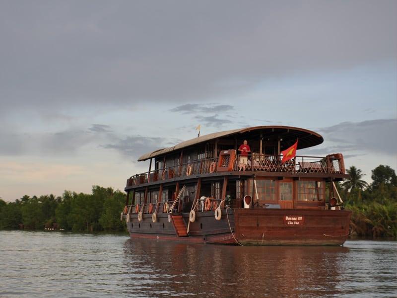 croisière au Mekong
