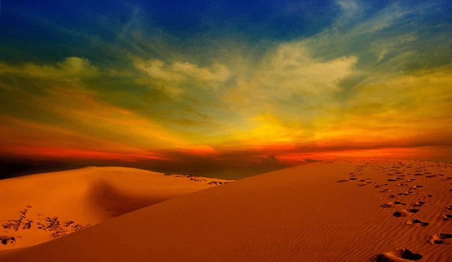 Les Dunes de Sable de Mui Ne