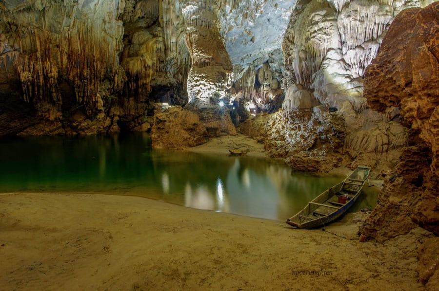 Site à visiter à Quang Binh