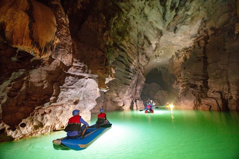 Grotte Phong nha