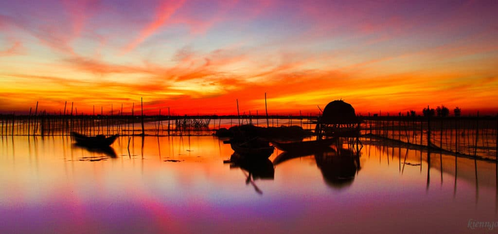 Lagoon Tam Giang