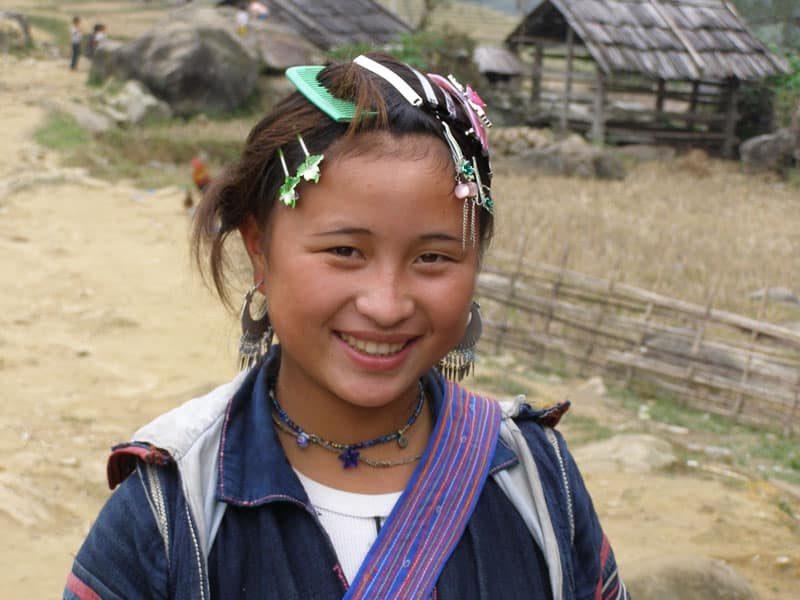 Ethnie a Sapa vietnam