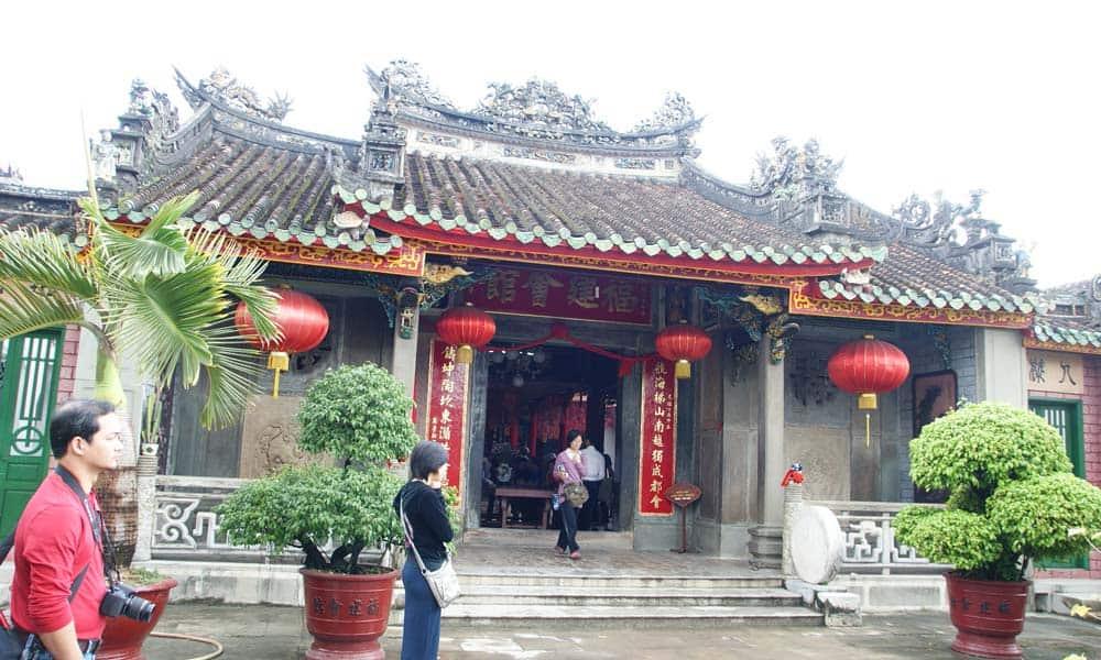 Temple de Phuc Kien