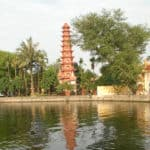 pagode Tran quoc