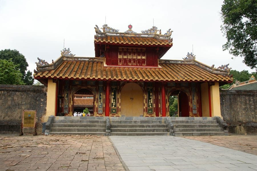 Tombeau Minh Mang