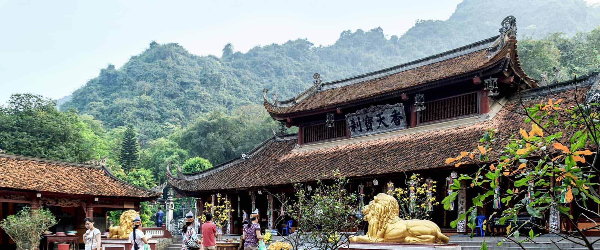 la pagode des parfums