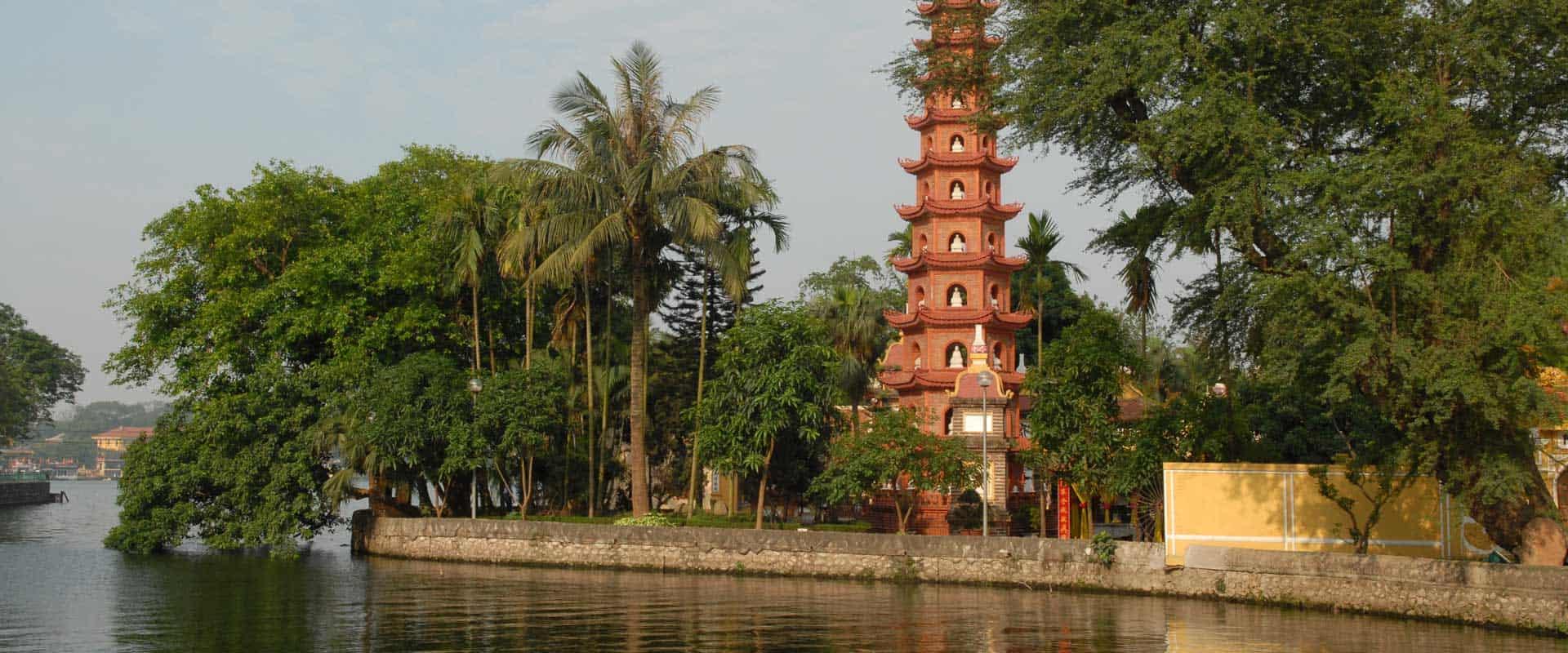 Top 10 pagodes au Vietnam