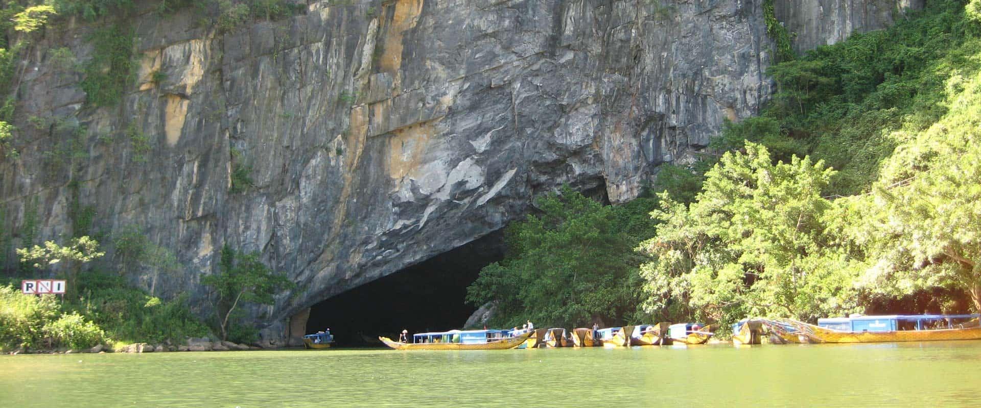 La grotte de Phong Nha
