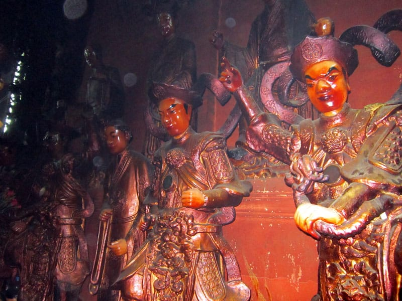 La pagode Phuoc Hai Tu