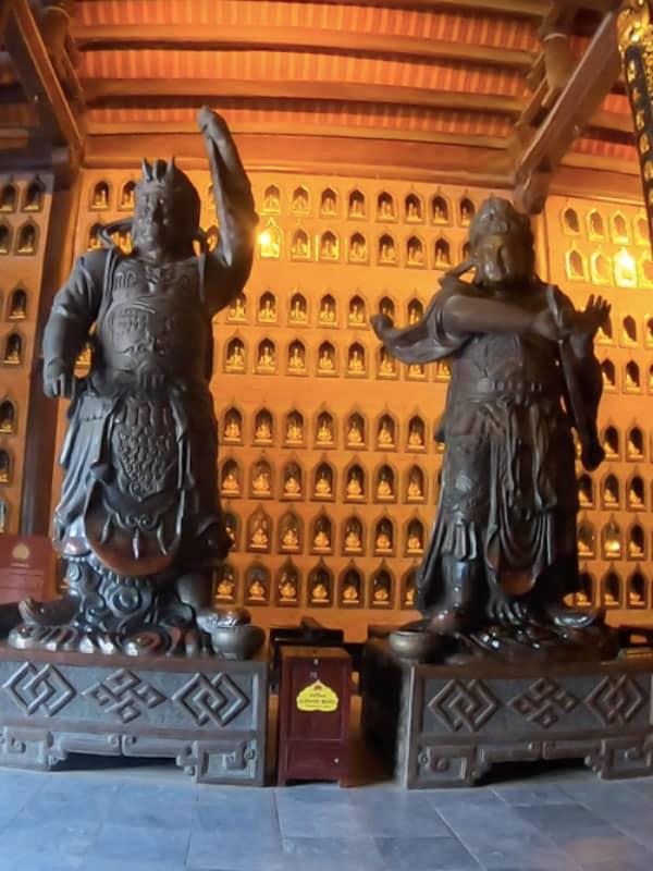 genie protecteur de Bai Dinh