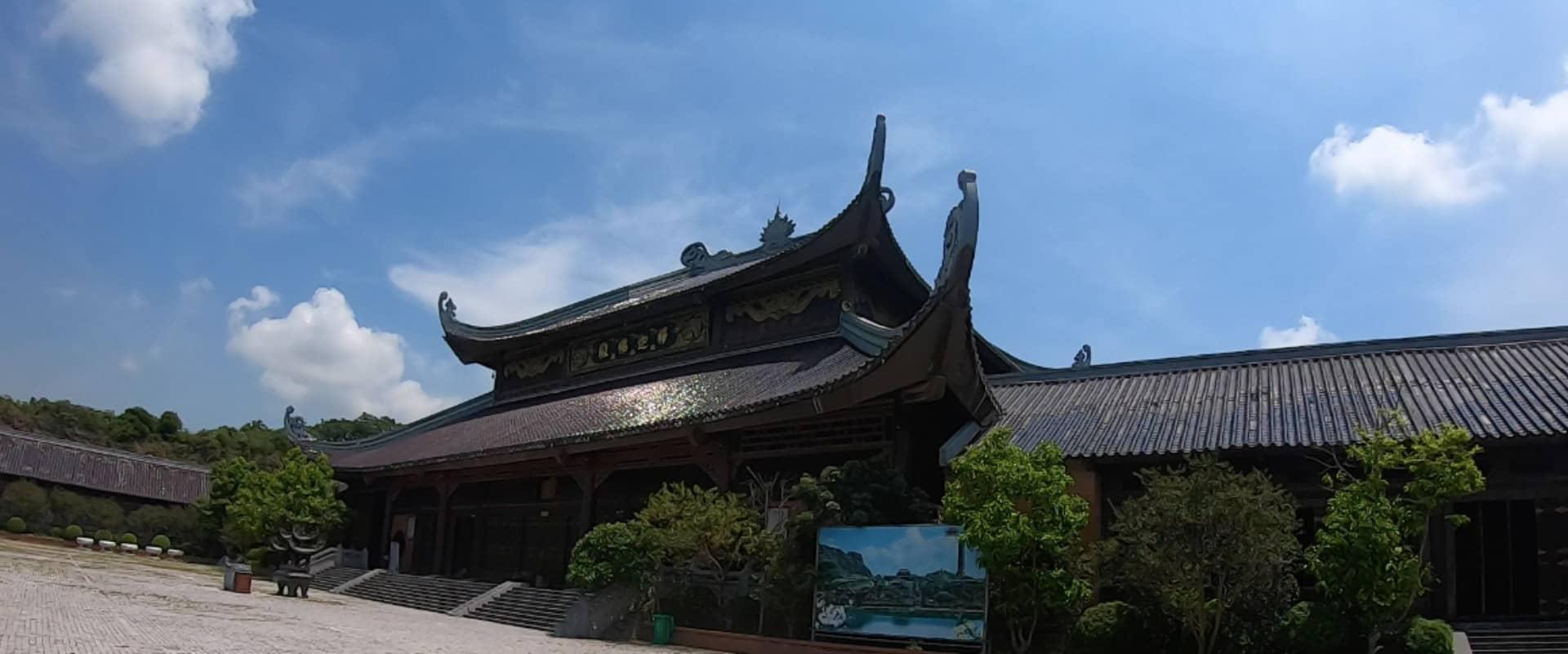 la pagode Bai Dinh