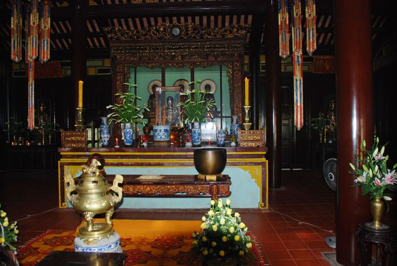 La pagode de la dame celeste de Hue