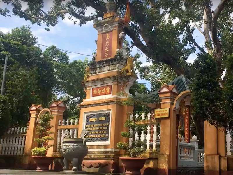 la pagode Giac Lam