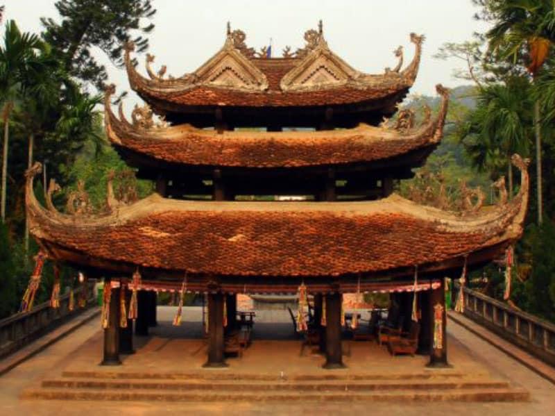 pagode de parfums