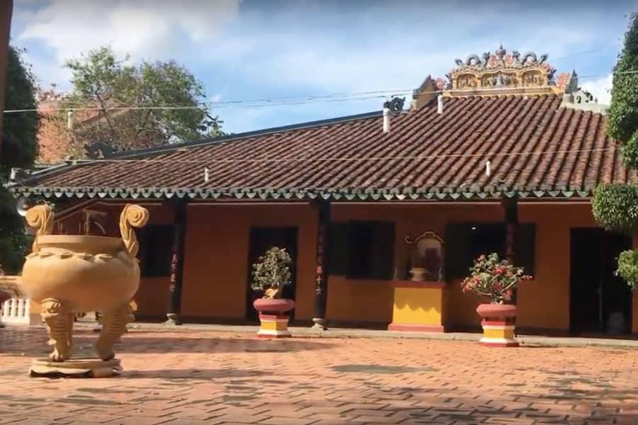 La pagode de Giac Lam