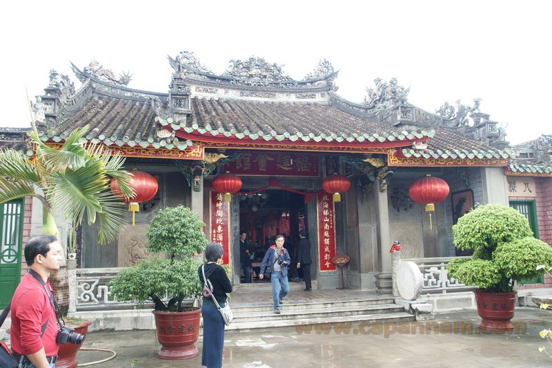 pagode a hoi an