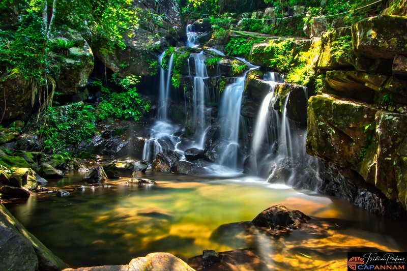 Cascade de Thác gió , Phong Nha