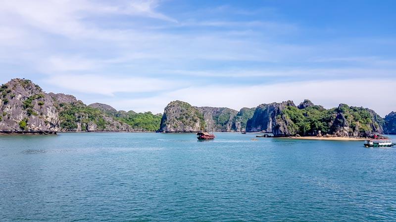 croisière à Ha Long