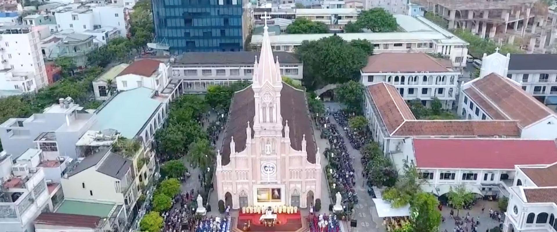 Cathédrale de Da Nang