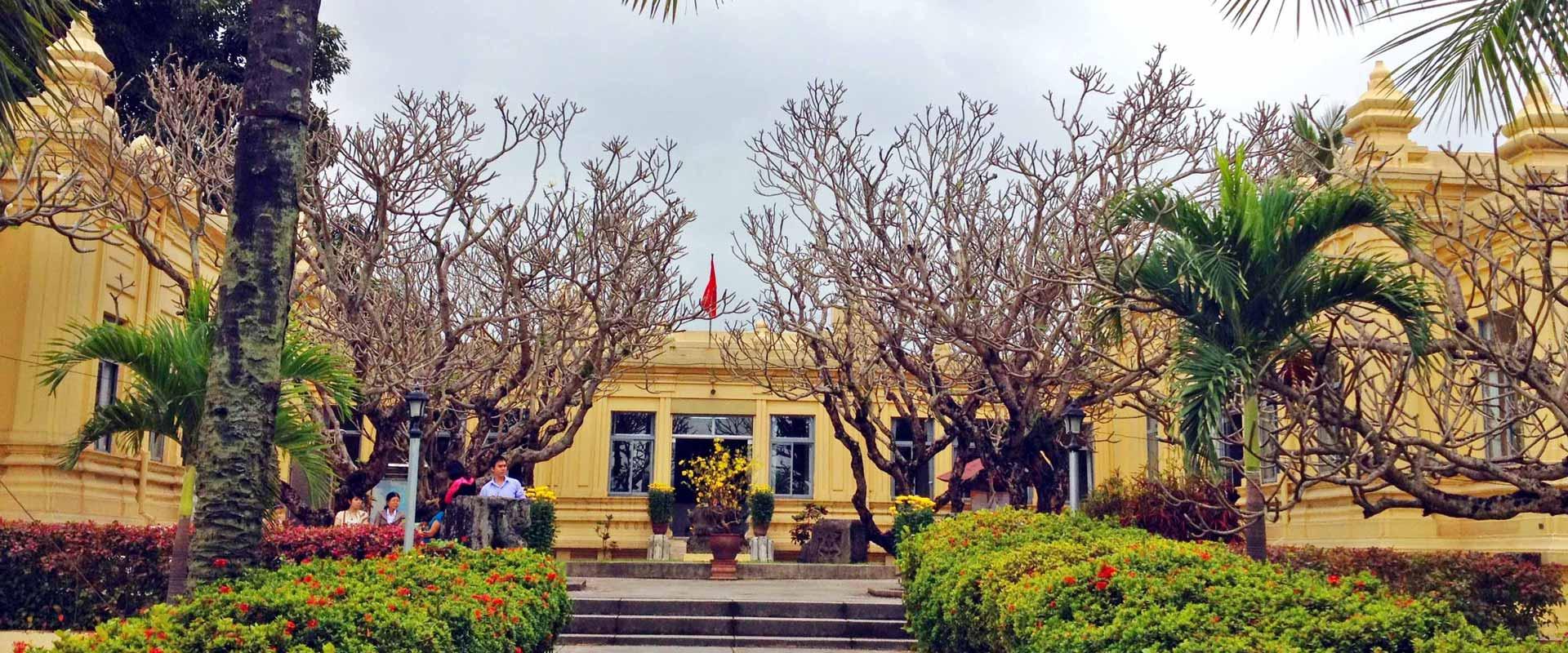 musee cham à Da Nang