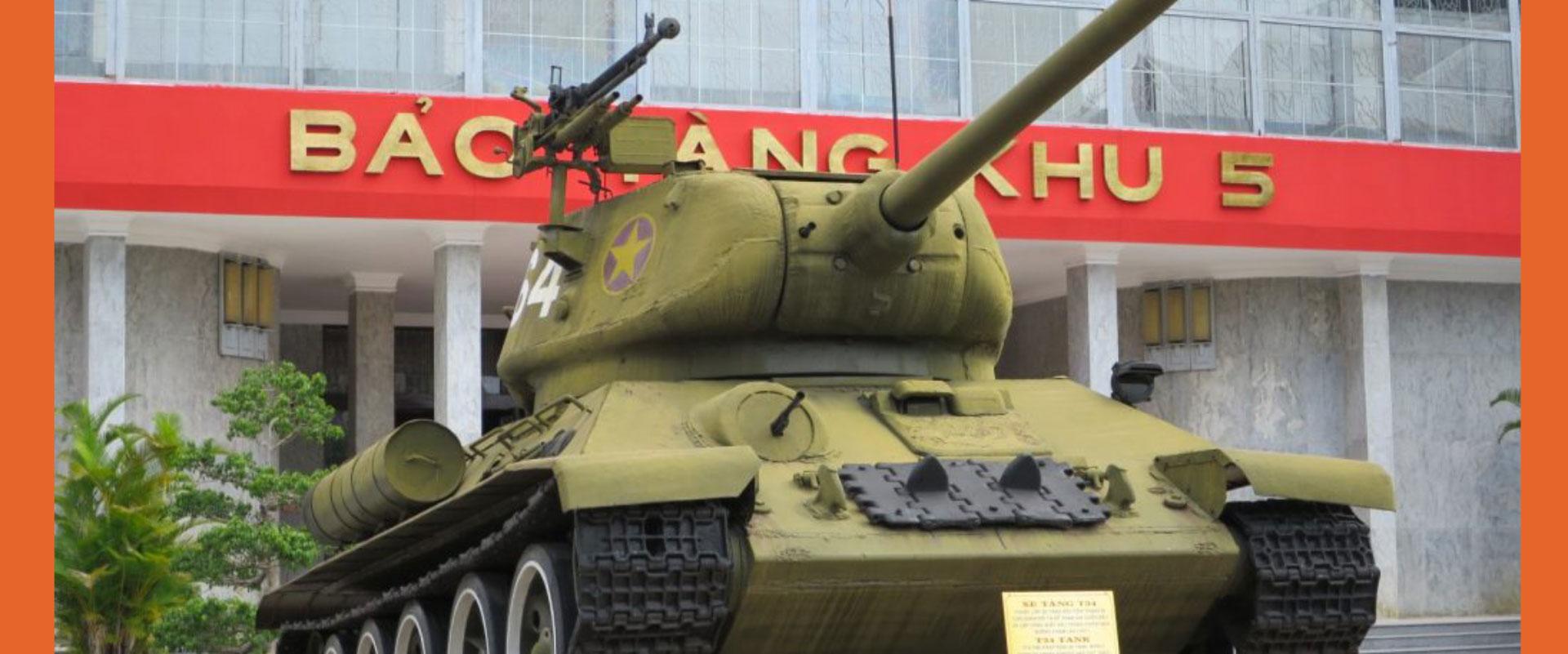 musee de la cinquième division militaire de Da Nang