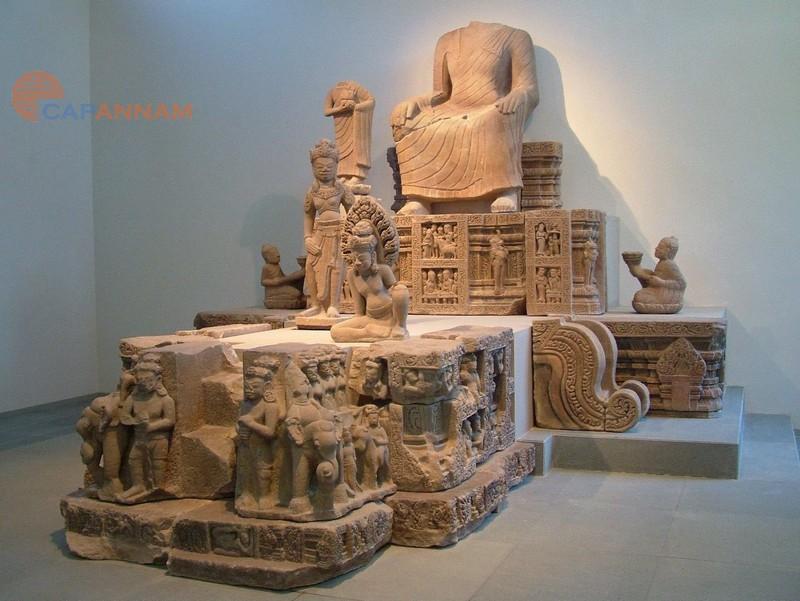 musee cham danang vietnam