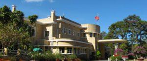 Le palais d'été de Bao Dai