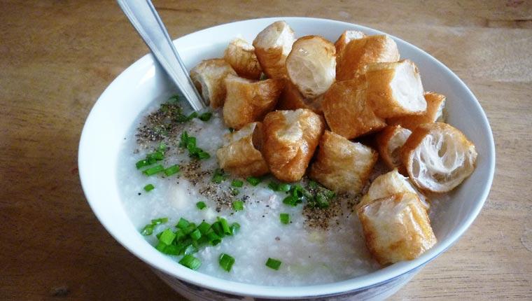 Chao, petit déjeuner vietnamien