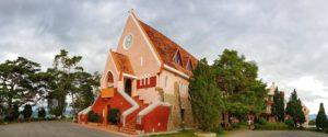 Eglise du Domaine de Marie