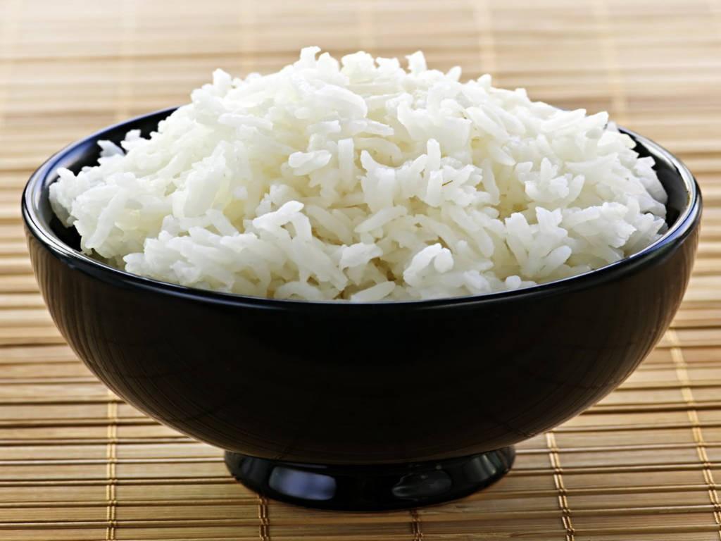 soufflé de riz à partir du Paddy