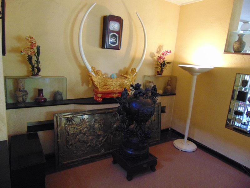 palais d'été de Bao Dai a Dalat