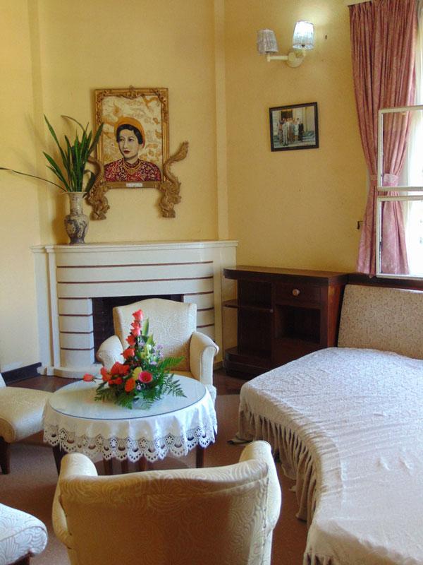 Le palais de Bao Dai DInh 3