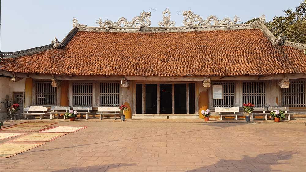 maison communale Quan Lan