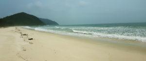 plage de QUAN LAN