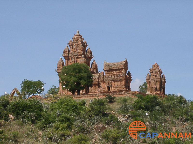 Les Temples Po Klong Garai