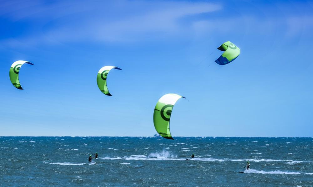 Kite surf A Ninh Chu
