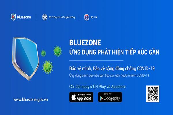application bluezone