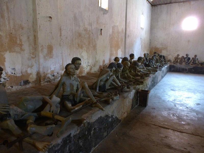le musee Con Dao